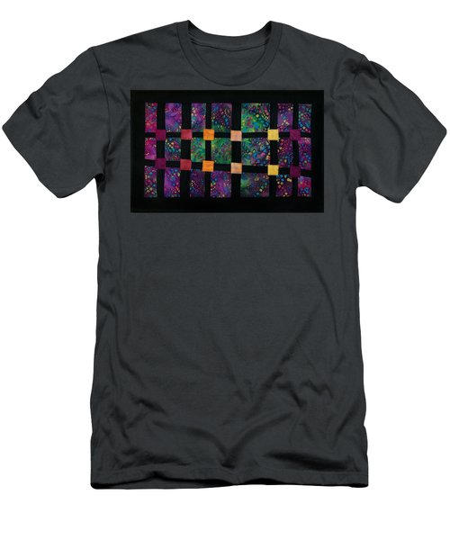 Xyla-nebula-phone Men's T-Shirt (Athletic Fit)