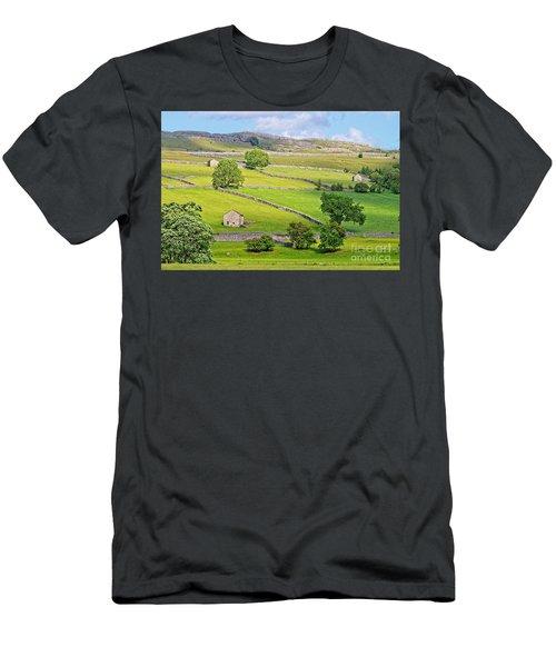 Yorkshire Dales Men's T-Shirt (Athletic Fit)