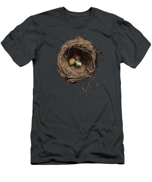 Yoshi Eggs Men's T-Shirt (Athletic Fit)