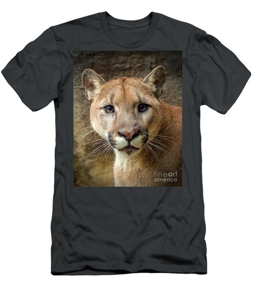 Young Puma Men's T-Shirt (Athletic Fit)
