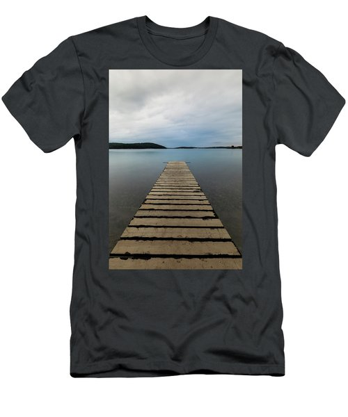 Men's T-Shirt (Athletic Fit) featuring the photograph Zen II by Davor Zerjav