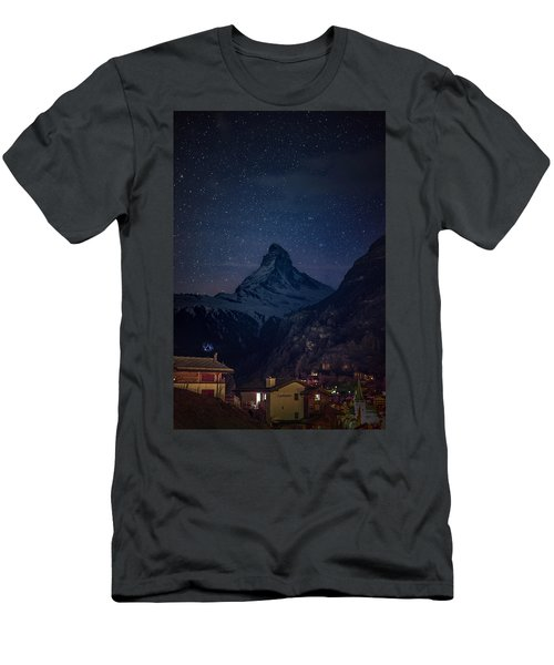 Zermatt Men's T-Shirt (Athletic Fit)