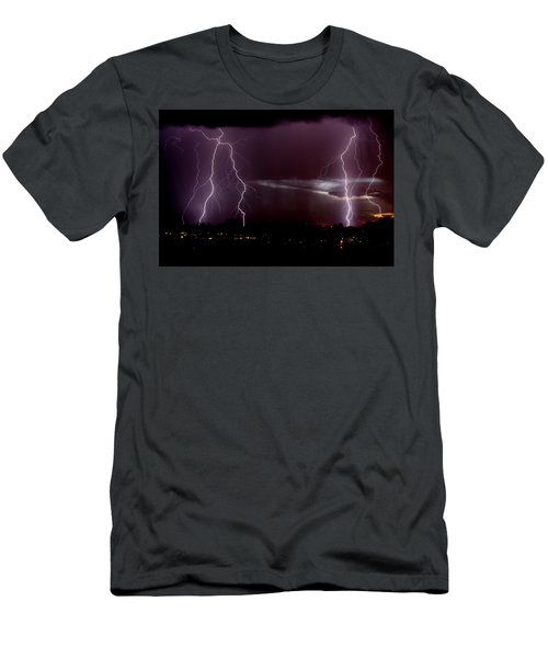 Zero Mississippi Men's T-Shirt (Athletic Fit)