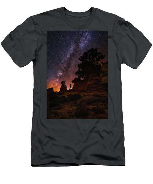 Zion Men's T-Shirt (Athletic Fit)