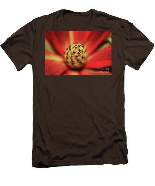Men's T-Shirt (Slim Fit) featuring the photograph Centrifugal by Stephen Mitchell