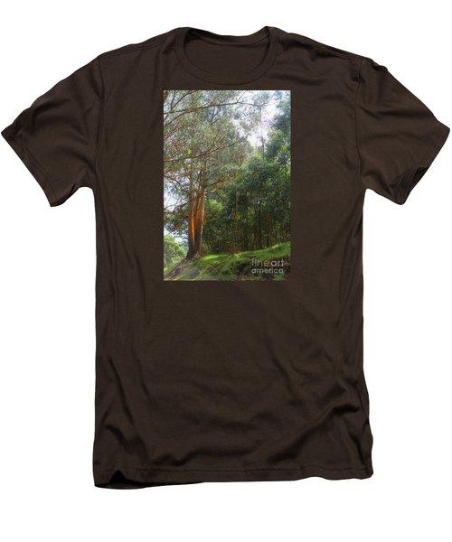 Men's T-Shirt (Slim Fit) featuring the photograph Magnificent Maui by DJ Florek