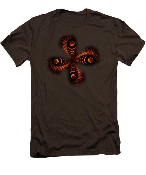 Moonstruck Men's T-Shirt (Slim Fit) by Anastasiya Malakhova
