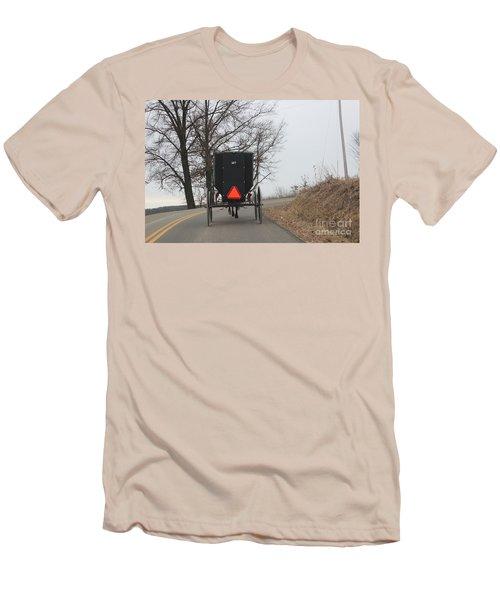 A Slow Go Men's T-Shirt (Athletic Fit)
