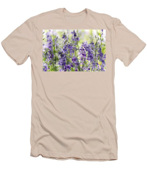 Fields Of Lavender  Men's T-Shirt (Athletic Fit)
