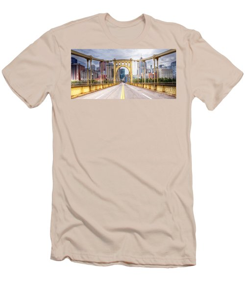 0305  Pittsburgh 10 Men's T-Shirt (Athletic Fit)