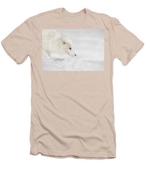 Arctic Fox Men's T-Shirt (Athletic Fit)