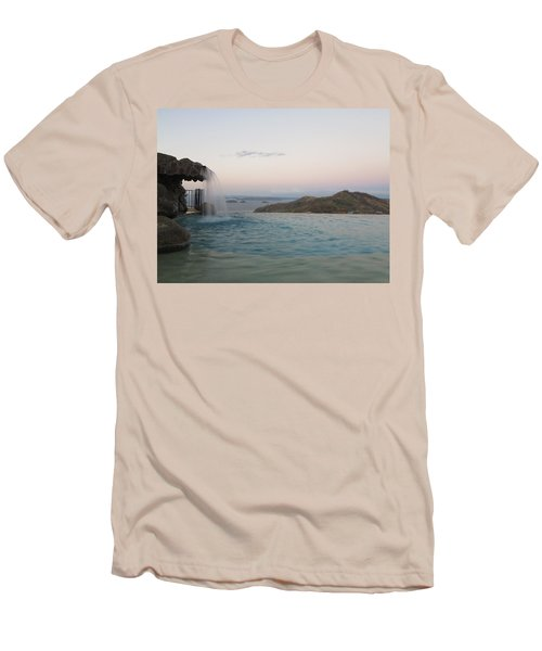 Evening Overlook Men's T-Shirt (Athletic Fit)