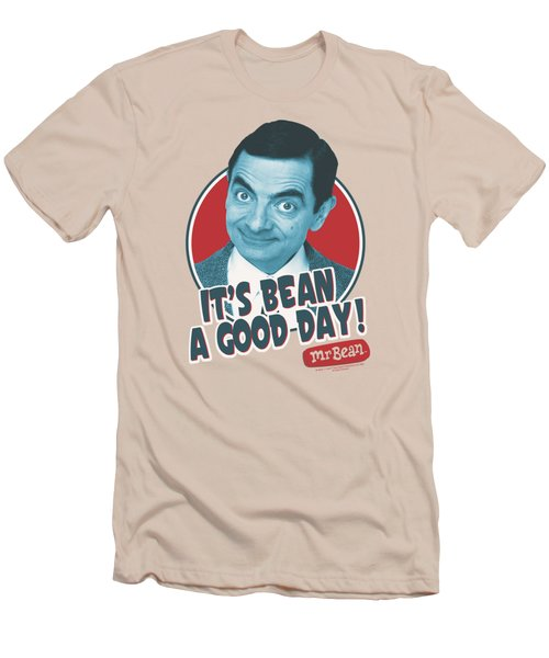 Mr Bean - Good Day Men's T-Shirt (Athletic Fit)