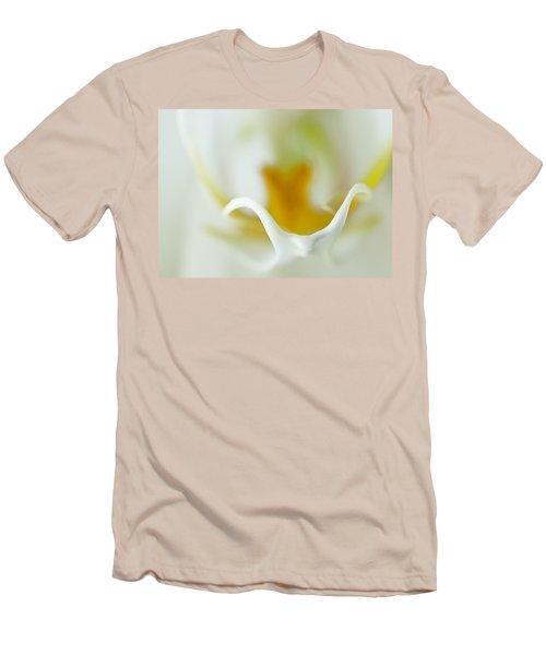Moth Orchid Macro Men's T-Shirt (Athletic Fit)