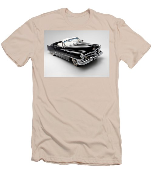 Men's T-Shirt (Slim Fit) featuring the photograph 1950 Cadillac Convertible by Gianfranco Weiss