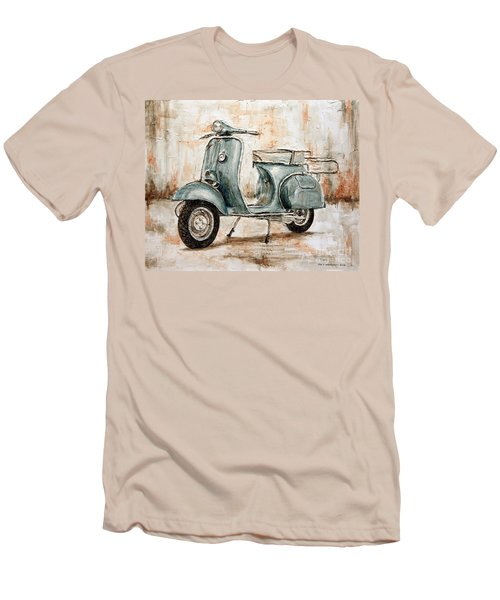 1959 Douglas Vespa Men's T-Shirt (Athletic Fit)