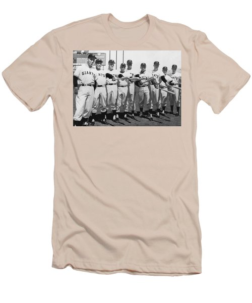 1961 San Francisco Giants Men's T-Shirt (Athletic Fit)