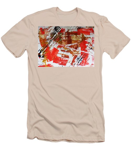Comission 23 Uplifting Behaviour Men's T-Shirt (Athletic Fit)