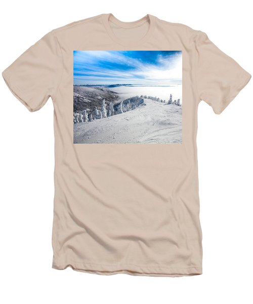 Ridgeline Men's T-Shirt (Athletic Fit)