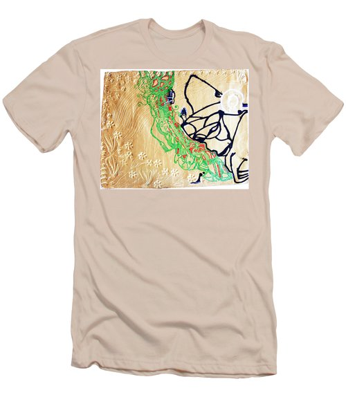 Mama Dinka - South Sudan Men's T-Shirt (Athletic Fit)