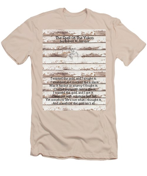 Spell Of Yukon Men's T-Shirt (Athletic Fit)