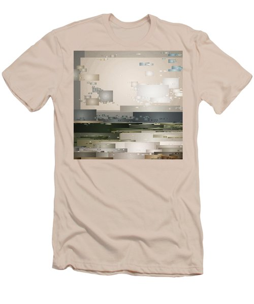 A Cloudy Day Men's T-Shirt (Athletic Fit)