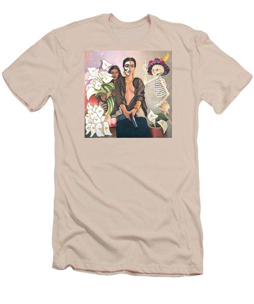 A Dangerous Woman Men's T-Shirt (Athletic Fit)