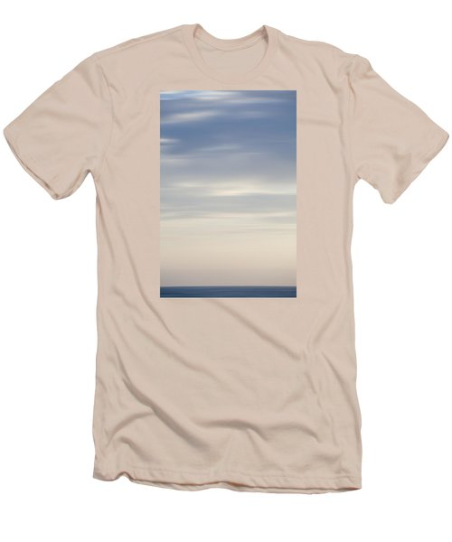 Abstract Seascape No. 03 Men's T-Shirt (Athletic Fit)