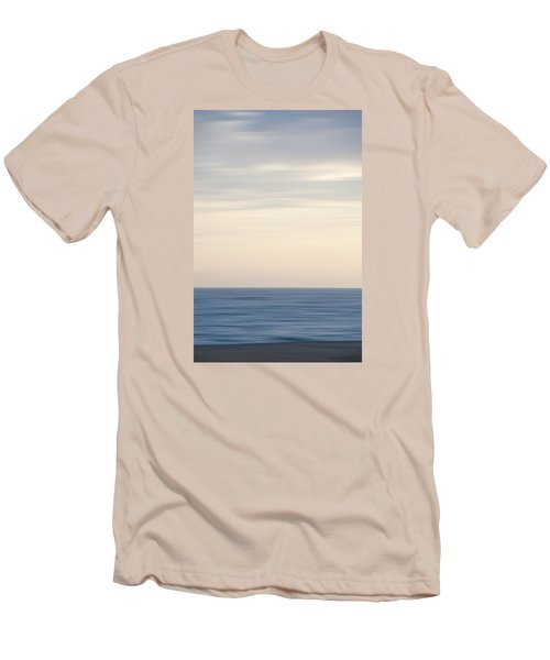 Abstract Seascape No. 04 Men's T-Shirt (Athletic Fit)