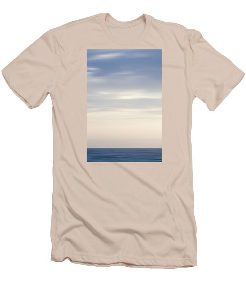 Abstract Seascape No. 05 Men's T-Shirt (Athletic Fit)