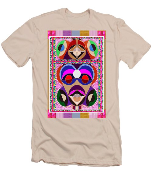 African Art Style Mascot Wizard Magic Comedy Comic Humor  Navinjoshi Rights Managed Images Clawn    Men's T-Shirt (Athletic Fit)
