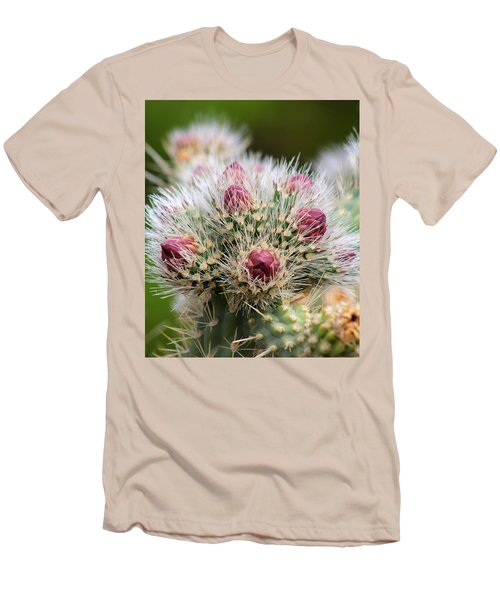 Men's T-Shirt (Slim Fit) featuring the photograph Almost by Tammy Espino