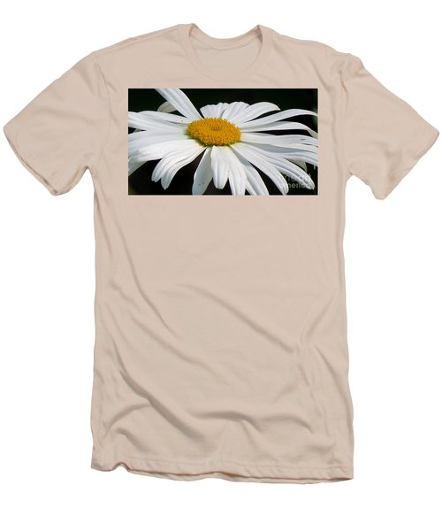 Men's T-Shirt (Slim Fit) featuring the photograph Always by France Laliberte