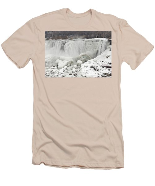 American Falls Men's T-Shirt (Athletic Fit)