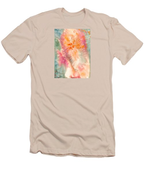 Angel Of Light Men's T-Shirt (Slim Fit) by Lynda Hoffman-Snodgrass
