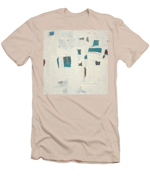 Aqueous  C2013 Men's T-Shirt (Slim Fit) by Paul Ashby