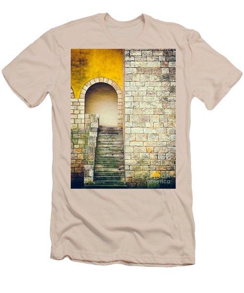 Arched Entrance Men's T-Shirt (Athletic Fit)