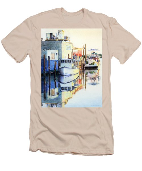 At Cortez Docks Men's T-Shirt (Athletic Fit)