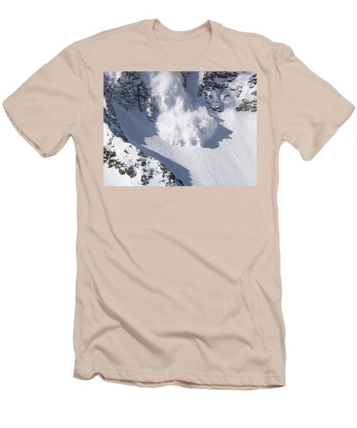 Avalanche II Men's T-Shirt (Athletic Fit)