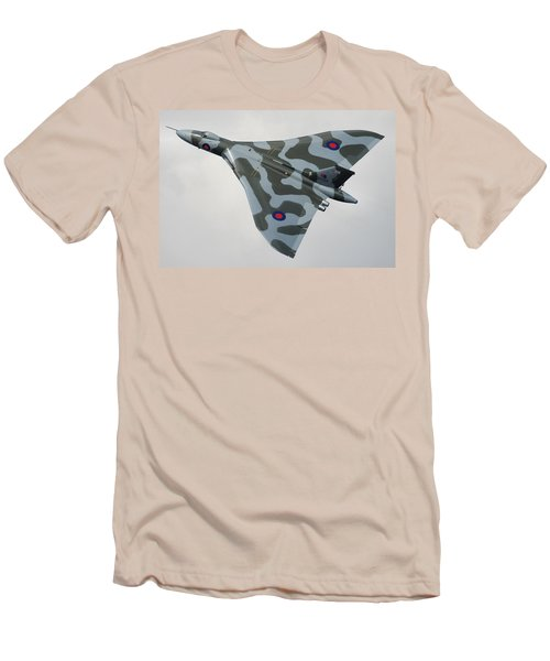 Avro Vulcan B2 Men's T-Shirt (Slim Fit) by Tim Beach