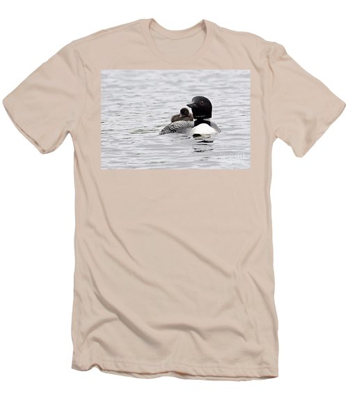 Baby On Board Men's T-Shirt (Athletic Fit)