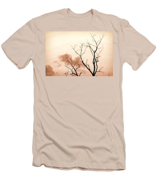 Bare Limbs Men's T-Shirt (Slim Fit)