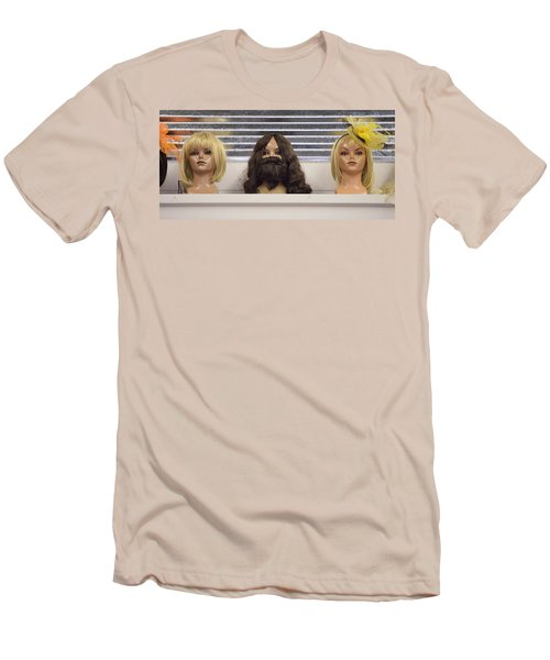 Bearded Lady Men's T-Shirt (Athletic Fit)