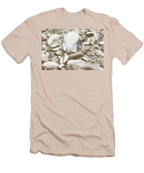 Beauty X3 Men's T-Shirt (Slim Fit) by Melissa Petrey