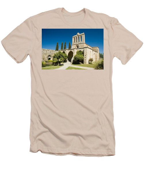 Bellapais Abbey Kyrenia Men's T-Shirt (Athletic Fit)