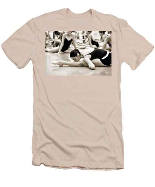 Belle Ballerina Men's T-Shirt (Athletic Fit)