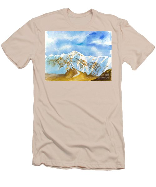 Ben Lomond Men's T-Shirt (Athletic Fit)