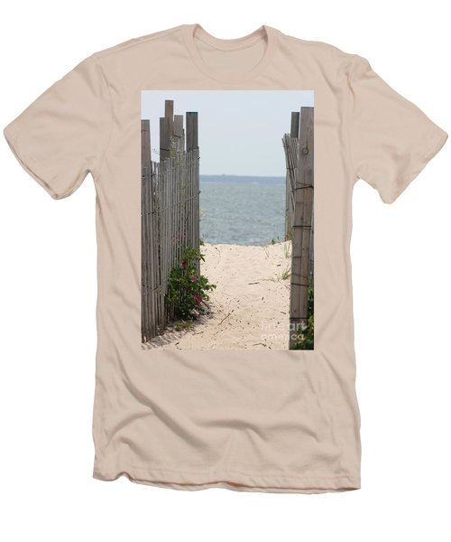 Beyond The Dunes Men's T-Shirt (Athletic Fit)