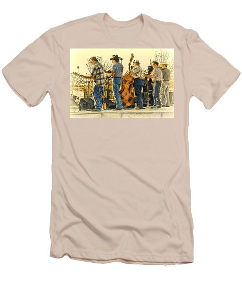 Bluegrass Evening Men's T-Shirt (Athletic Fit)
