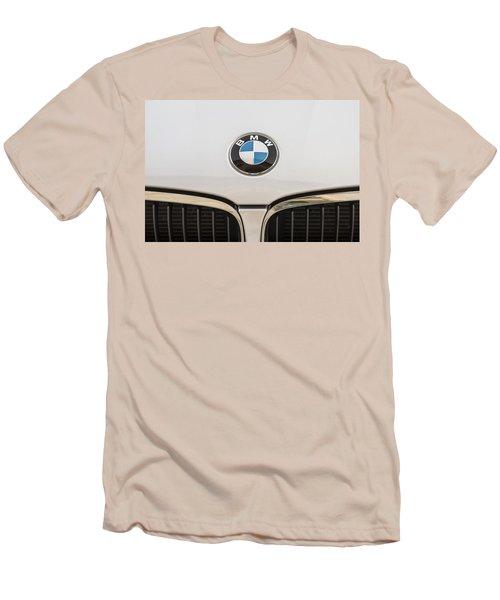 Bmw Emblem Men's T-Shirt (Athletic Fit)